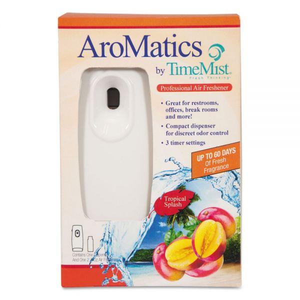TimeMist AroMatics Dispenser & Refill Kit