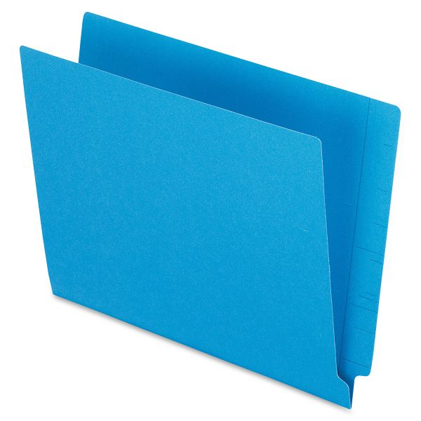Pendaflex Letter Size Colored End Tab File Folders