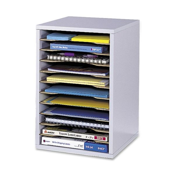 Safco Vertical Desktop Literature Organizer