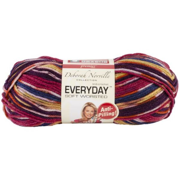 Deborah Norville Collection Everyday Yarn - Carnivale