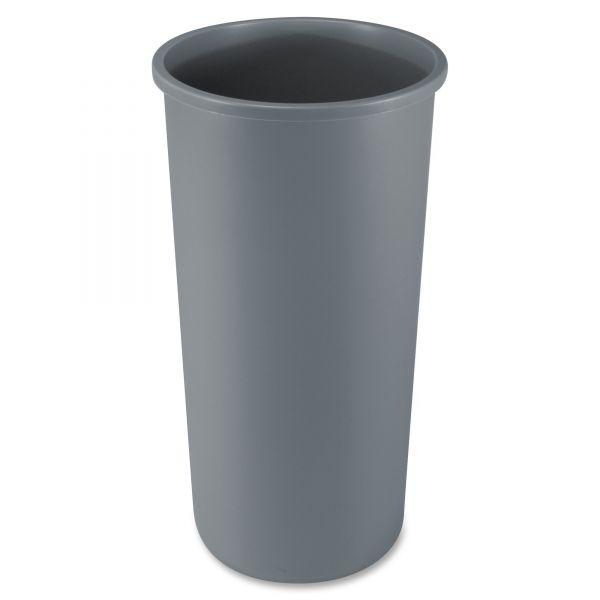 Rubbermaid Untouchable Round 22 Gallon Trash Can