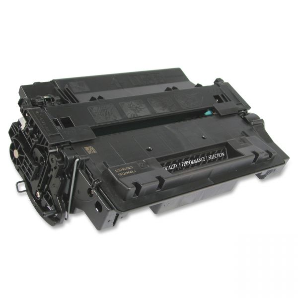 SKILCRAFT Remanufactured HP CE255A Black Toner Cartridge