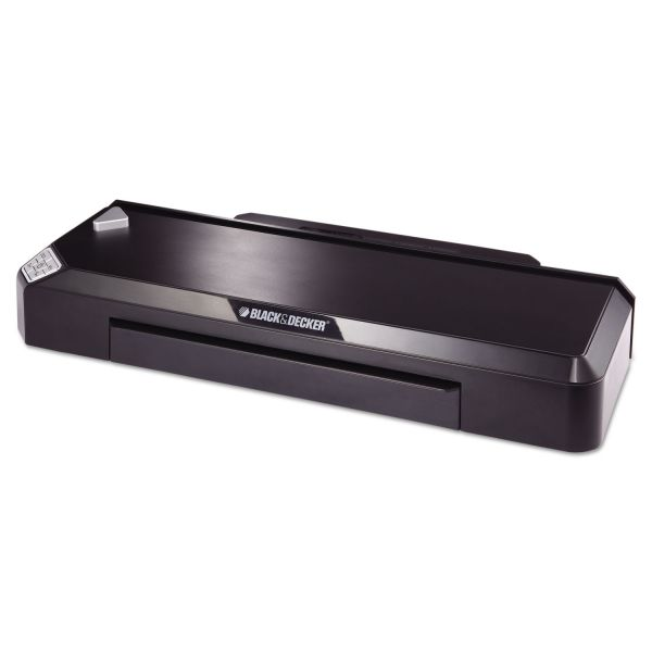 Black & Decker Flash Pro XL Thermal Laminator