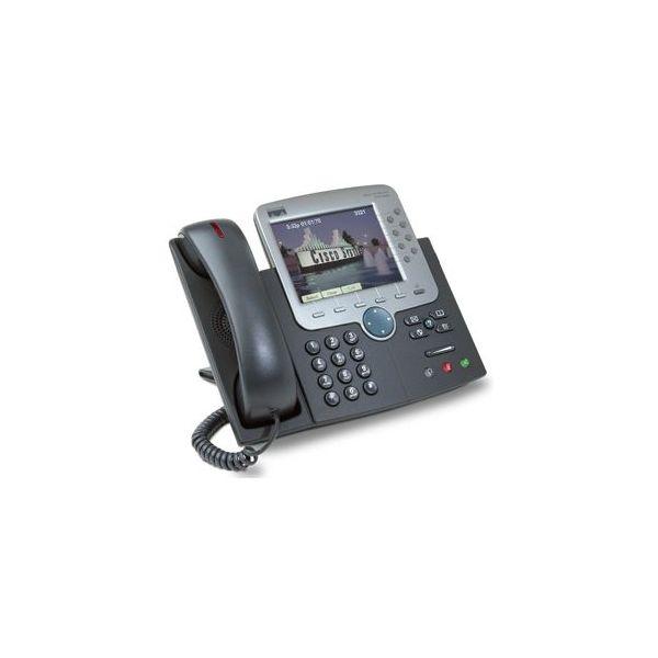 Ingram - Certified Pre-Owned 7970G IP Phone - Refurbished