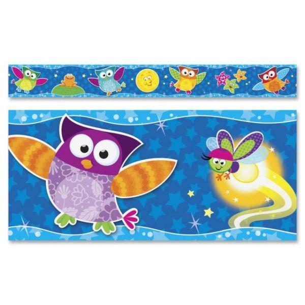 Trend Owl-Stars! Bolder Borders