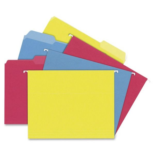 TOPS Hanging File Folders Kit
