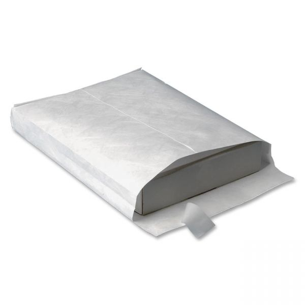 "Quality Park 10"" x 13"" Tyvek Expansion Envelopes"