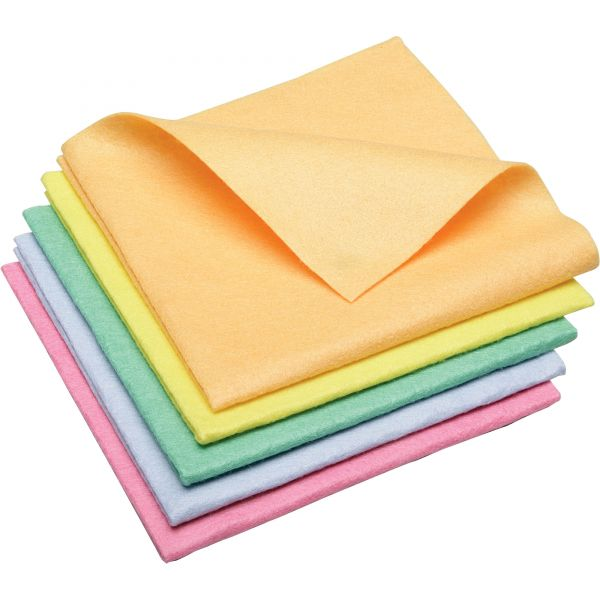 SKILCRAFT Synthetic Shammy Cleaning Cloths