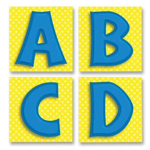 Carson Dellosa Quick Stick Letters Set