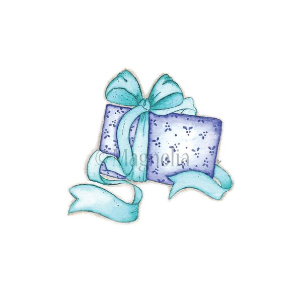 "Sweet Dreams Christmas Cling Stamp 6.5""X3.5"" Package"