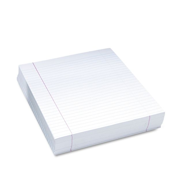 Pacon Wide Ruled Loose Leaf Paper