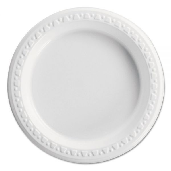 "Boardwalk Hi-Impact 6"" Plastic Plates"