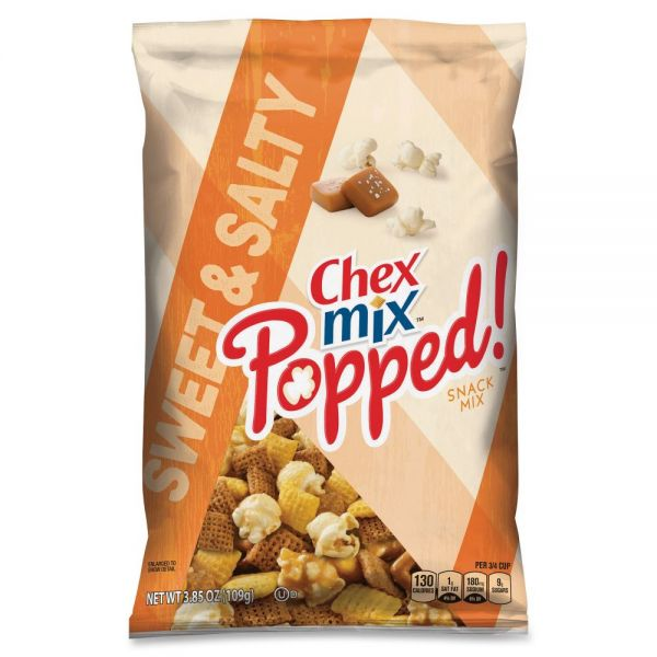 General Mills Sweet and Salty Chex Mix Popped