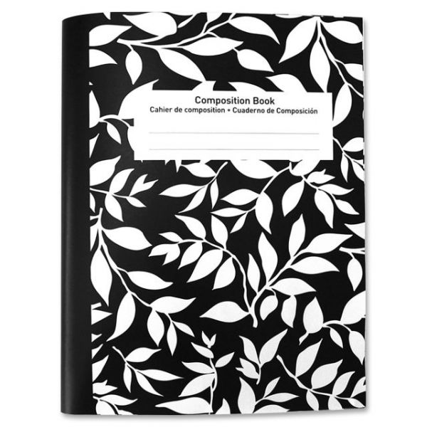 Sparco College-ruled 80 Sht Composition Notebook