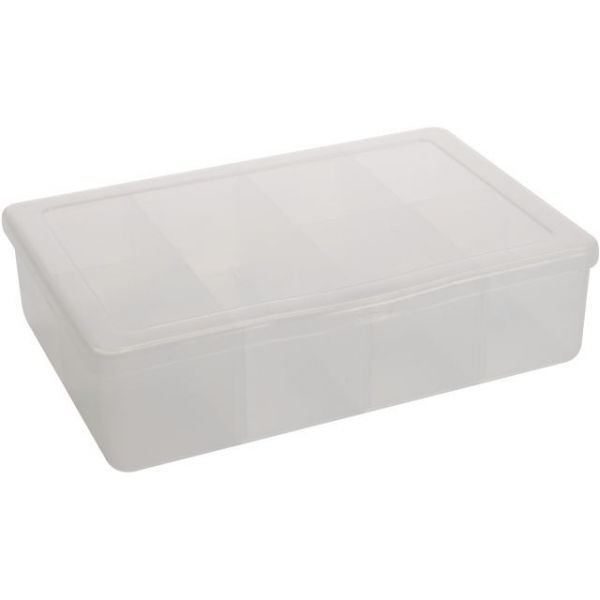 Deep Floss Caddy 7 Compartments