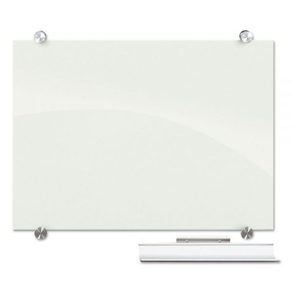 Best-Rite Visionary 3' x 2' Magnetic Glass Dry Erase Board