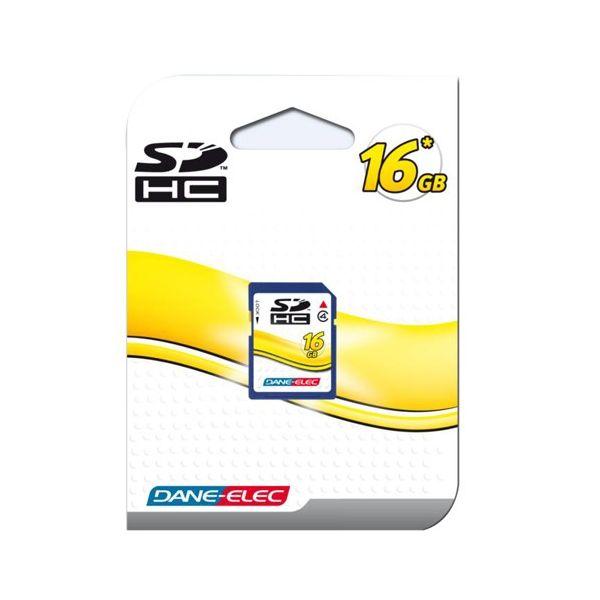 Dane-Elec 16GB SDHC Memory Card