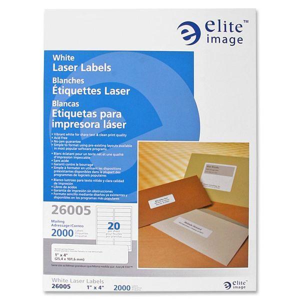 Elite Image Address Labels