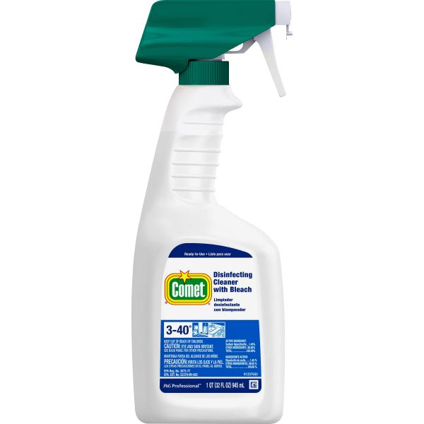 Comet Disinfecting Clnr with Bleach