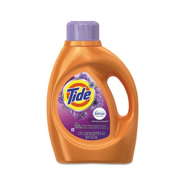 Tide Plus Febreze Liquid Laundry Detergent