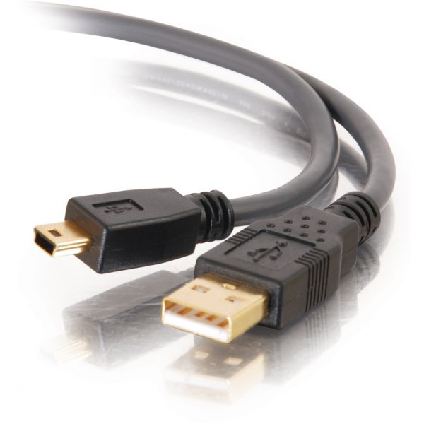 C2G 2m Ultima USB 2.0 A to Mini-b Cable