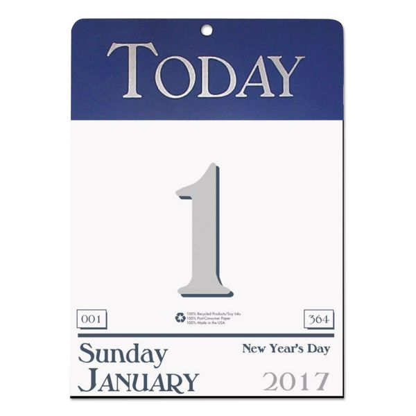 House of Doolittle Today Daily Wall Calendar