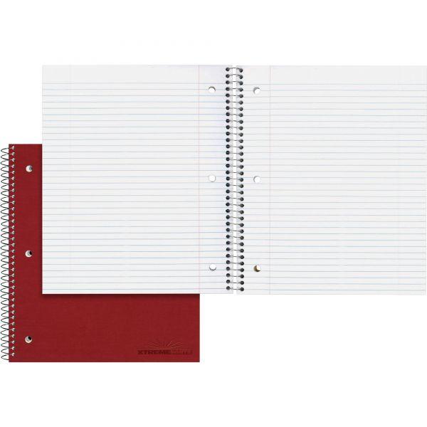 Rediform The Stuffer College Ruled Spiral Notebook