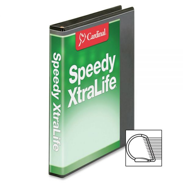 "Cardinal Speedy XtraLife 1"" 3-Ring Binder"
