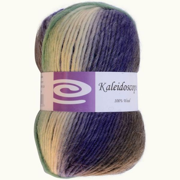 Elegant Kaleidoscope Yarn - March Breeze