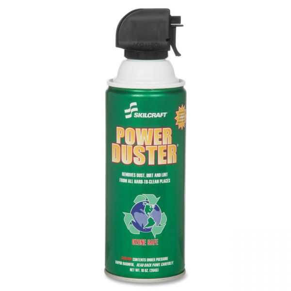 SKILCRAFT Canned Air Power Duster