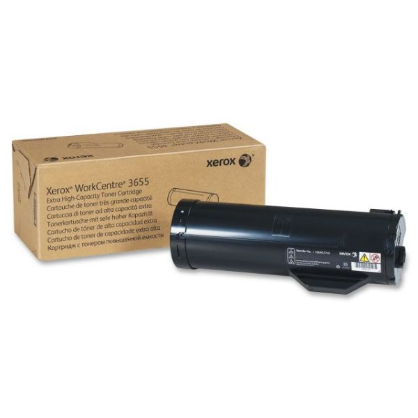 Xerox 106R02740 High Yield Black Toner Cartridge