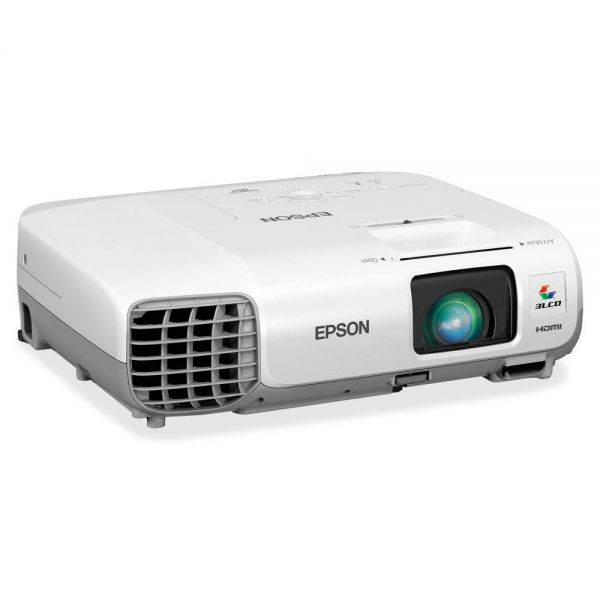 Epson PowerLite 98H LCD Projector - HDTV - 4:3