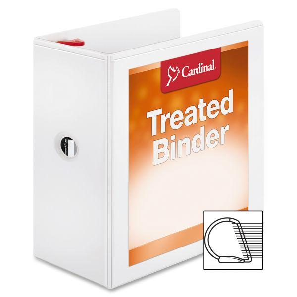 """Cardinal ClearVue 5"""" 3-Ring View Binder"""