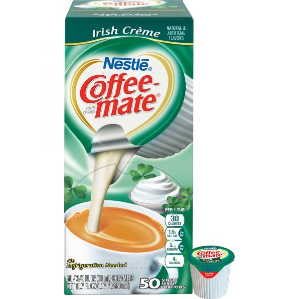 Coffee-Mate Irish Cream Liquid Coffee Creamer Cups