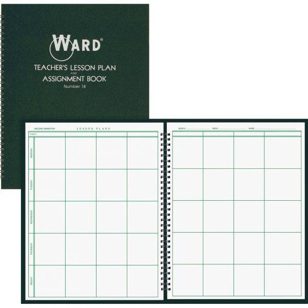 Ward Lesson Plan & Assignment Book