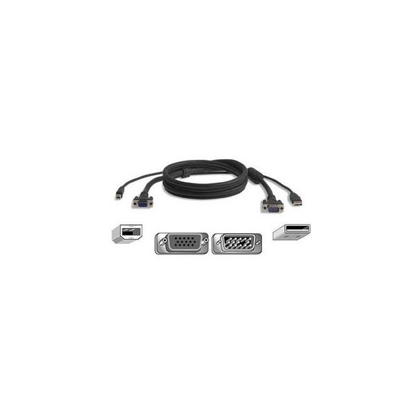 Belkin Pro Series USB KVM Cable Kit
