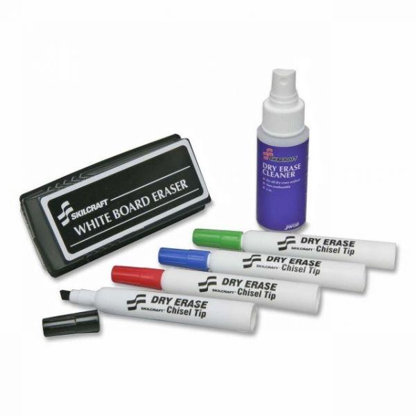 SKILCRAFT Dry Erase Starter Kit