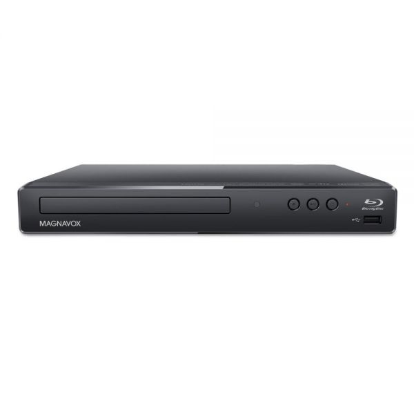 Magnavox MBP1500 Blu-Ray Disc Player, Black