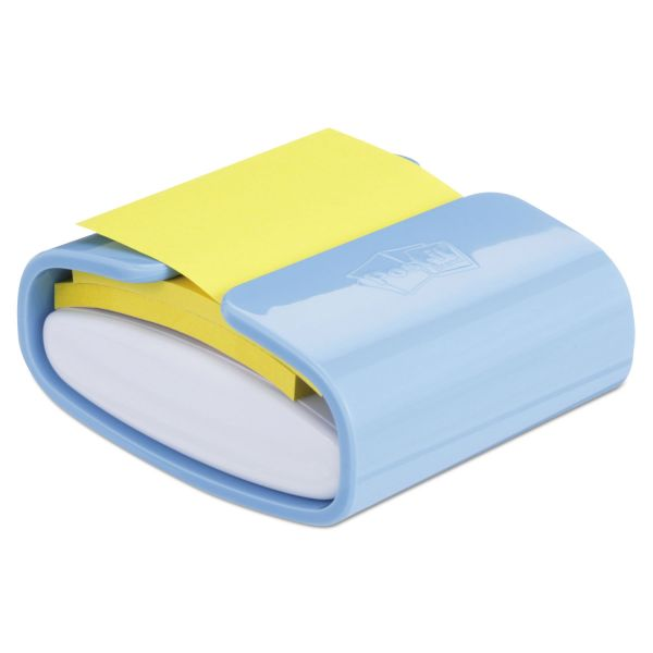 Post-it Pop-up Note Dispenser, Periwinkle