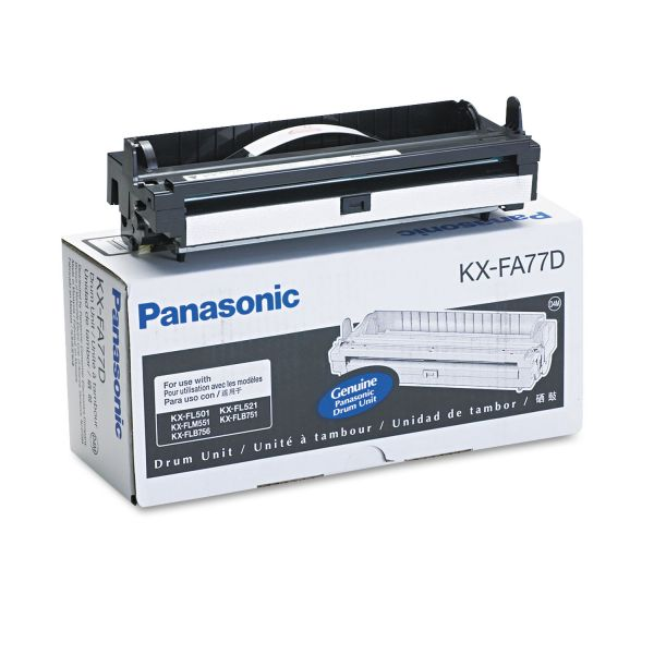 Panasonic KXFA77D Drum Cartridge