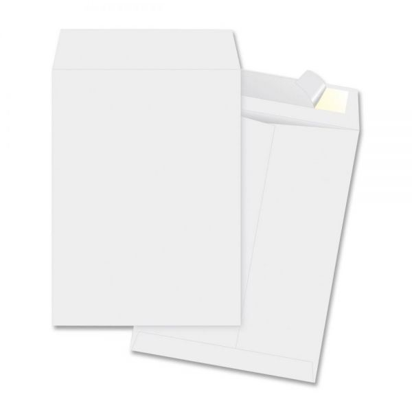 "Business Source 9"" x 12"" Tyvek Envelopes"