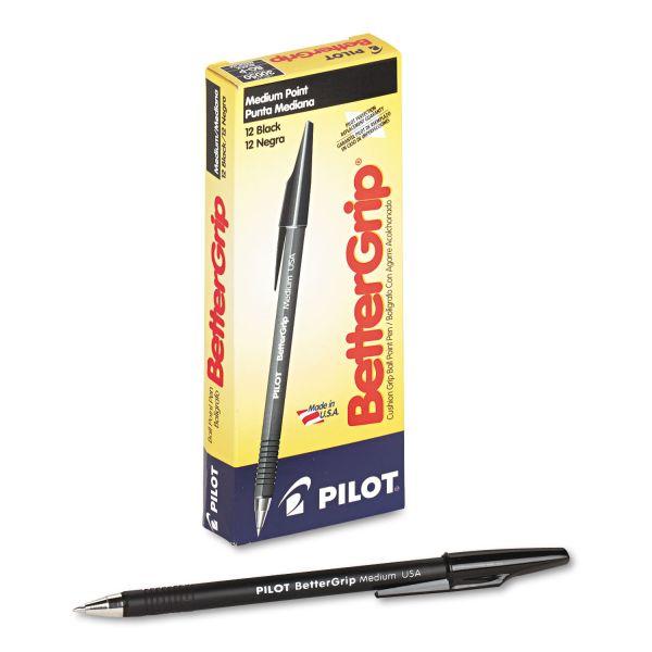Pilot BetterGrip Ballpoint Pens