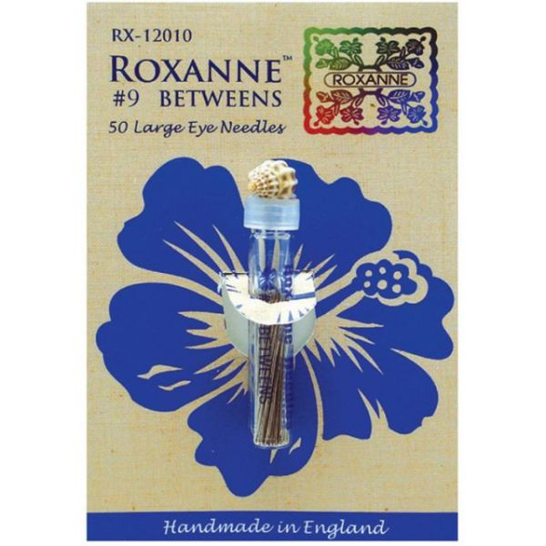 Roxanne Betweens Hand Needles