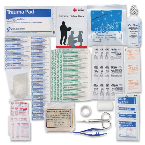 First Aid Only First Aid Kit