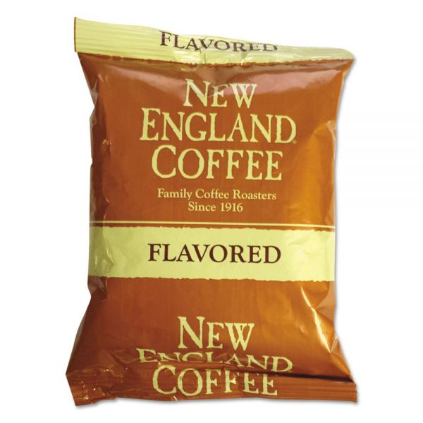 New England Coffee Hazelnut Crème Portion Packs