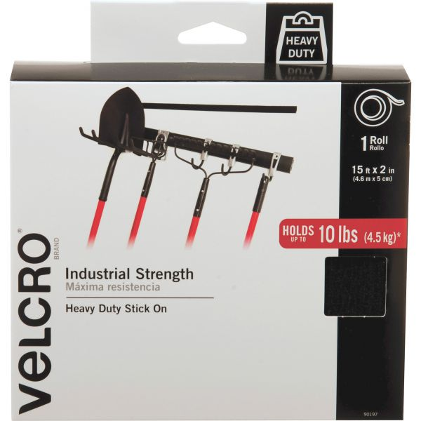 VELCRO Brand Industrial Strength Hook / Loop Tape