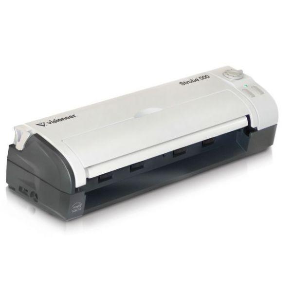Visioneer Strobe 500 Sheetfed Scanner (Scanner Only)