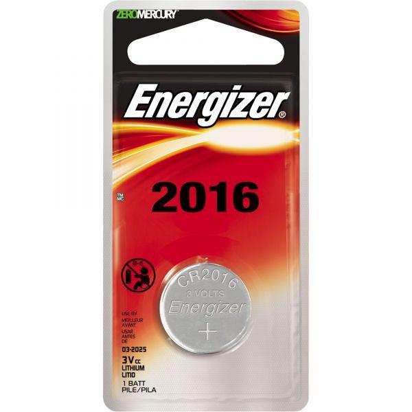 Energizer 2016 Keyless Entry Battery