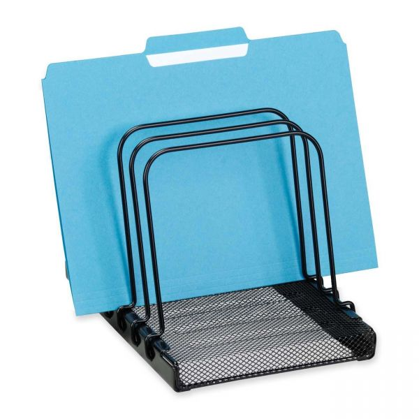Rolodex Mesh Flip Document Sorter