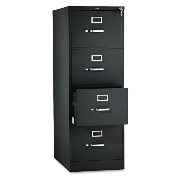 file cabinet accessories hon 510 series 4 drawer vertical metal file cabinet 15313
